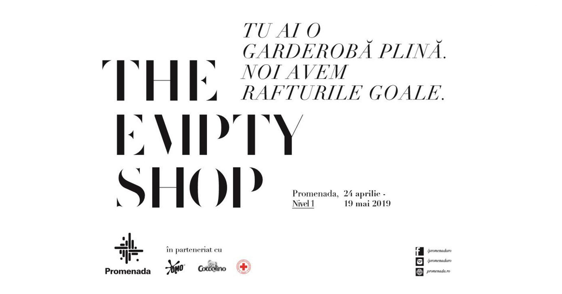 The Empty Shop 2109